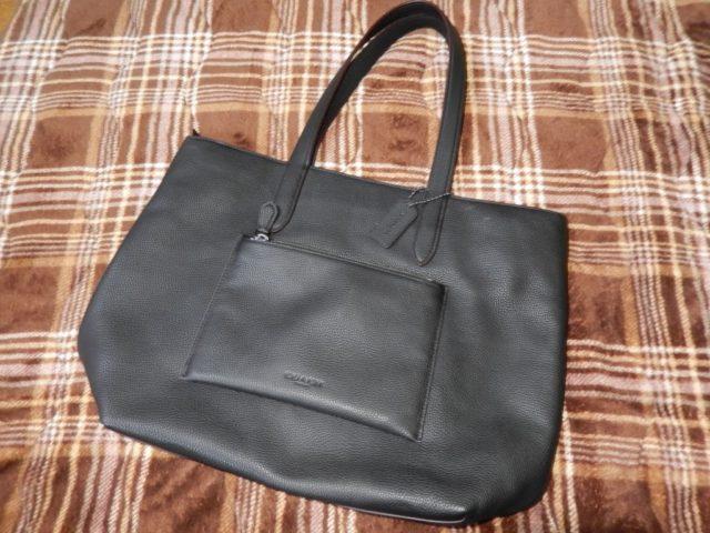 「40代の私がCOACHのメンズトートバッグを購入した理由」のアイキャッチ画像