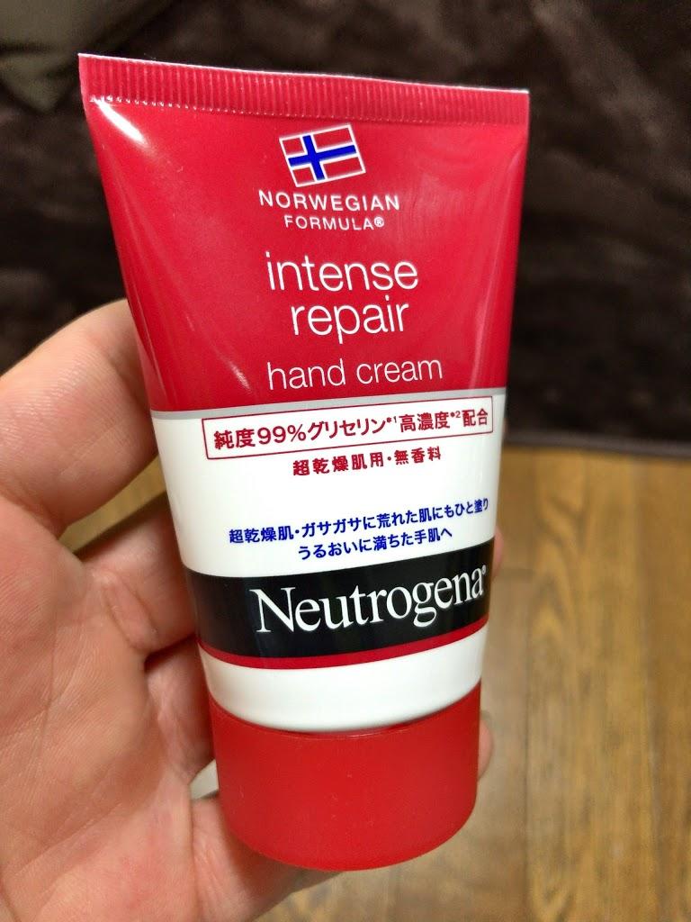 「ひび割れるほどの乾燥肌を修復するハンドクリーム、ニュートロジーナを紹介」のアイキャッチ画像