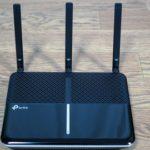 TP-Linkの無線LANルーター Archer C2300にしたらネットの速度が上がった