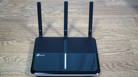 「TP-Linkの無線LANルーター Archer C2300にしたらネットの速度が上がった」のアイキャッチ画像