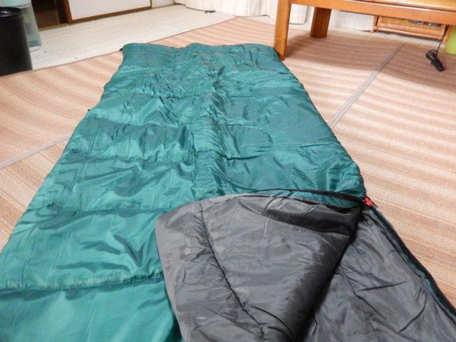 「普段の睡眠に寝袋を使うメリットを3つ紹介する」のアイキャッチ画像