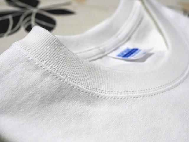 「厚手のTシャツ3つのメリット【冷えない、透けない、よれない】」のアイキャッチ画像