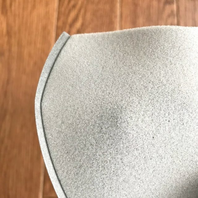 ピッタマスクの表面を拡大した画像