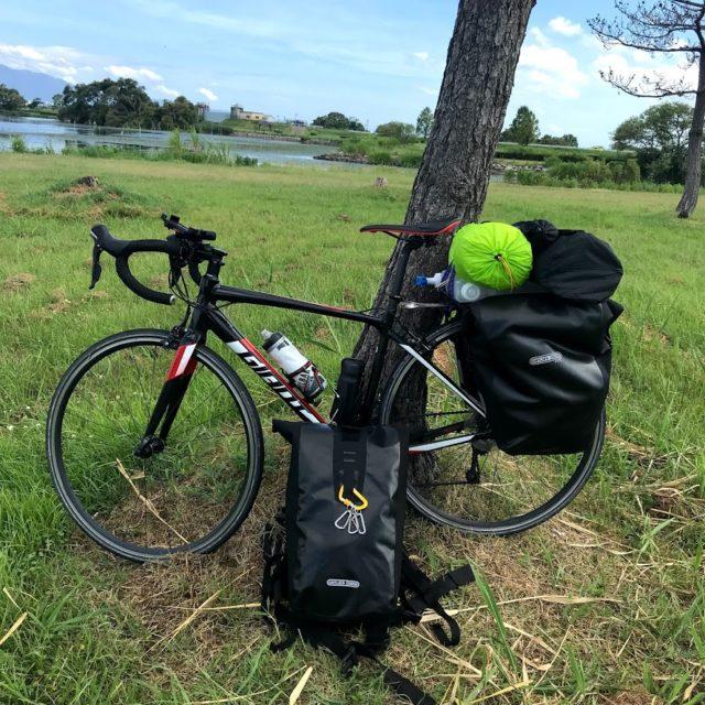 「ロードバイクからキャンプに適した自転車に乗り換えることにしました」のアイキャッチ画像