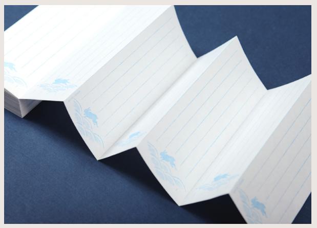 「和紙の名店「榛原(はいばら)」の蛇腹便箋がオススメ(ネットでも買える)」のアイキャッチ画像